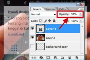 Edit-Foto Instagram in Hand di Photoshop