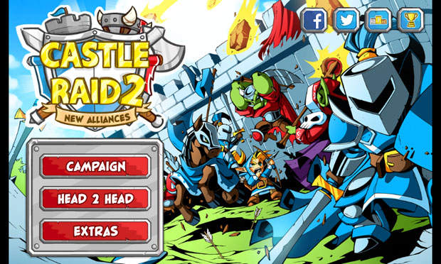Game Strategi Android Multiplayer