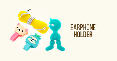 earphone-holder