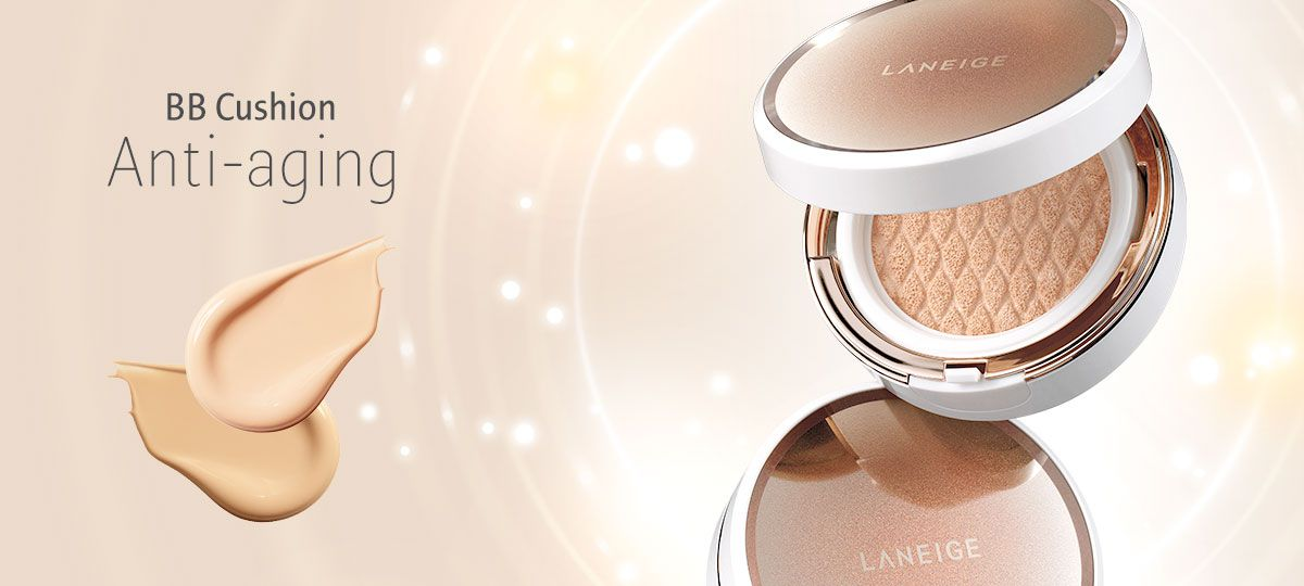 Laneige Bb Cushion Anti Aging